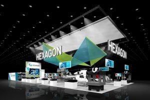 HEXAGON – exhibit